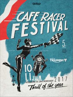 Cafe Racer Festival 2017